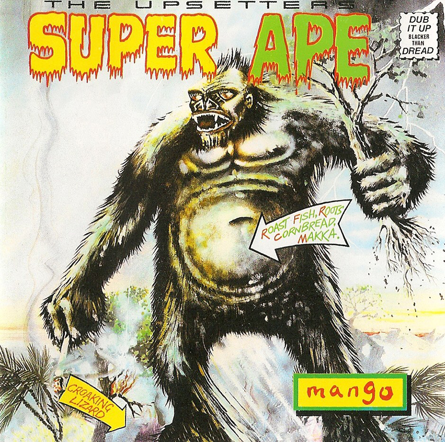 the upsetters lee scratch perry super ape1