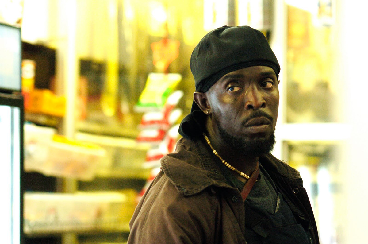 the wire5 omar little