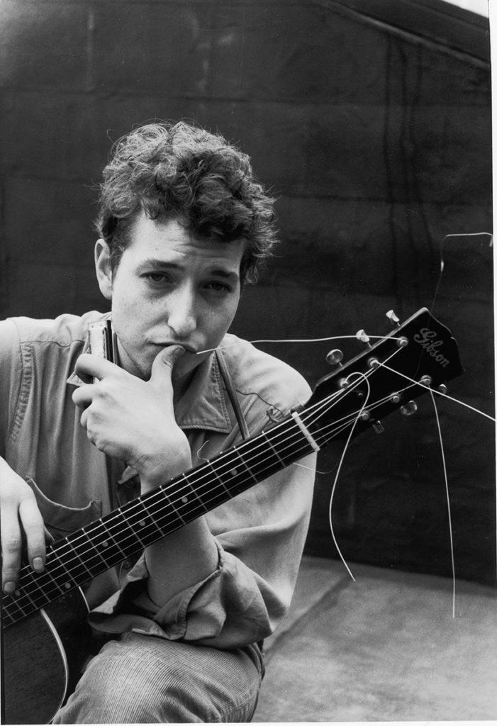 Bob Dylan a la edad cuando metió supuesto abuso sexual
