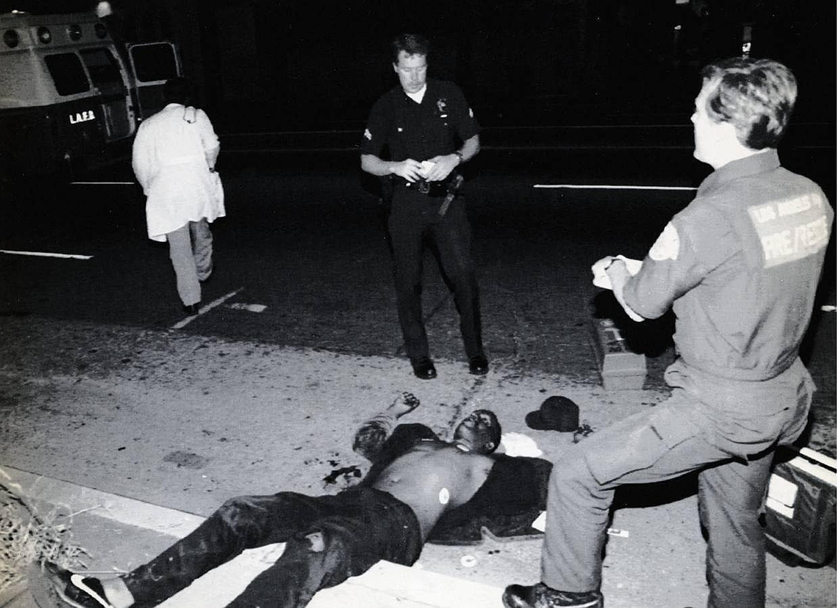 disturbios en los angeles 1992