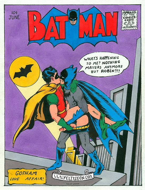 batman felix deon