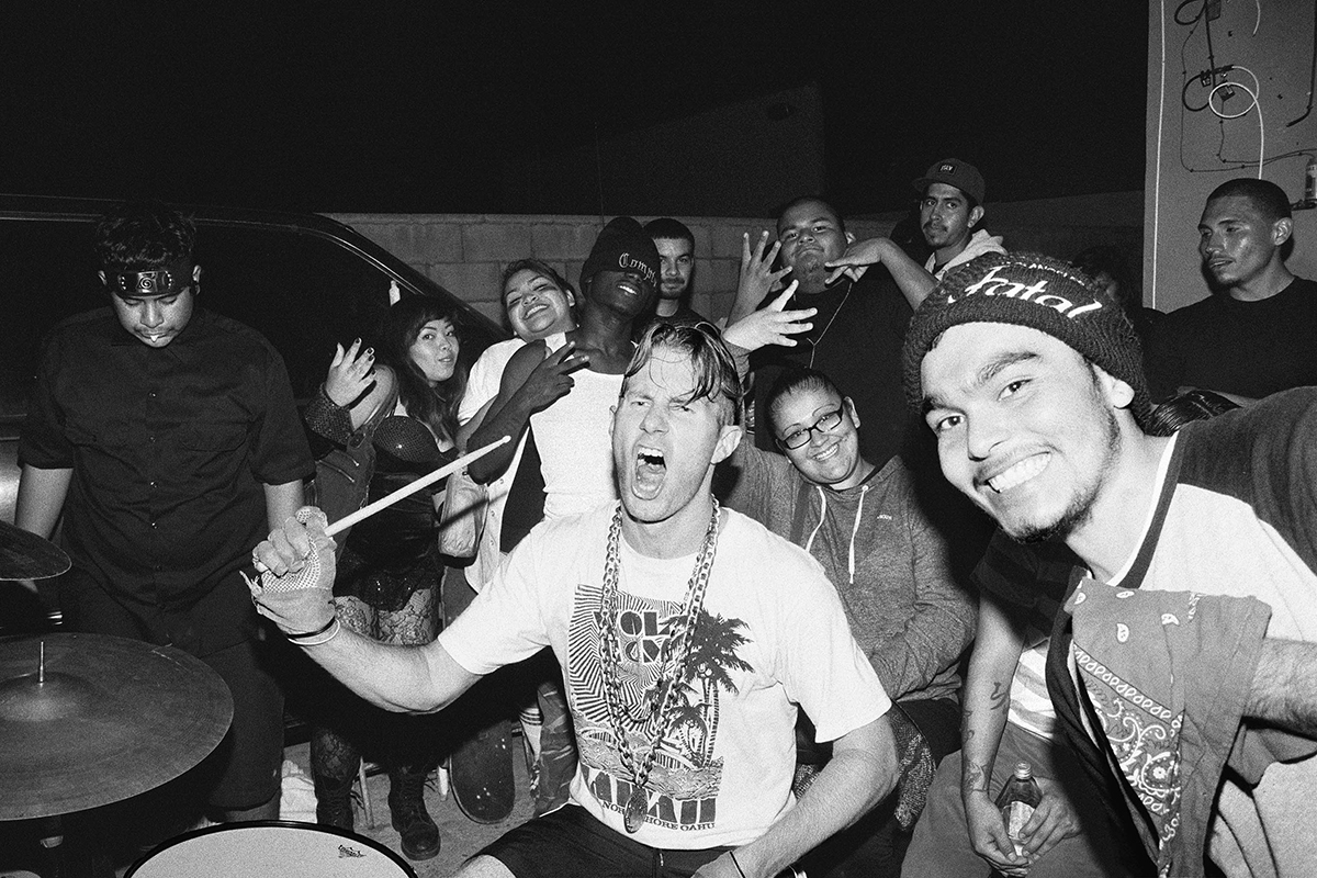 los punks we are all we have