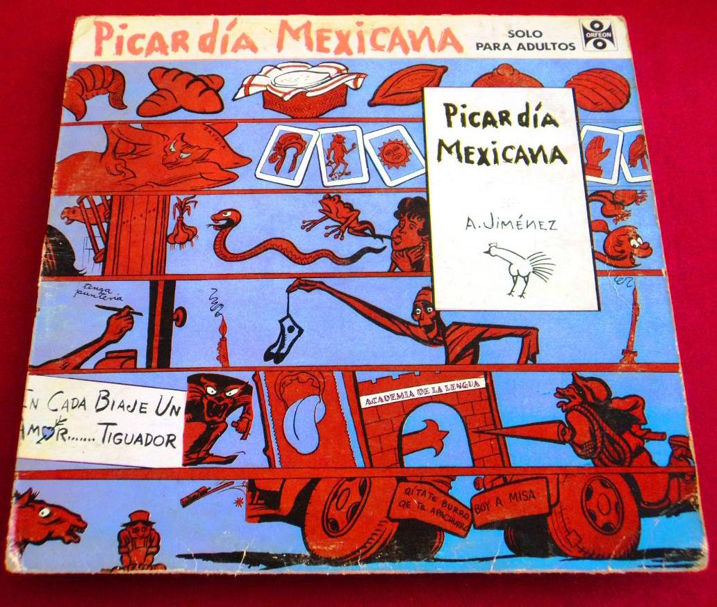 picardia mexicana original
