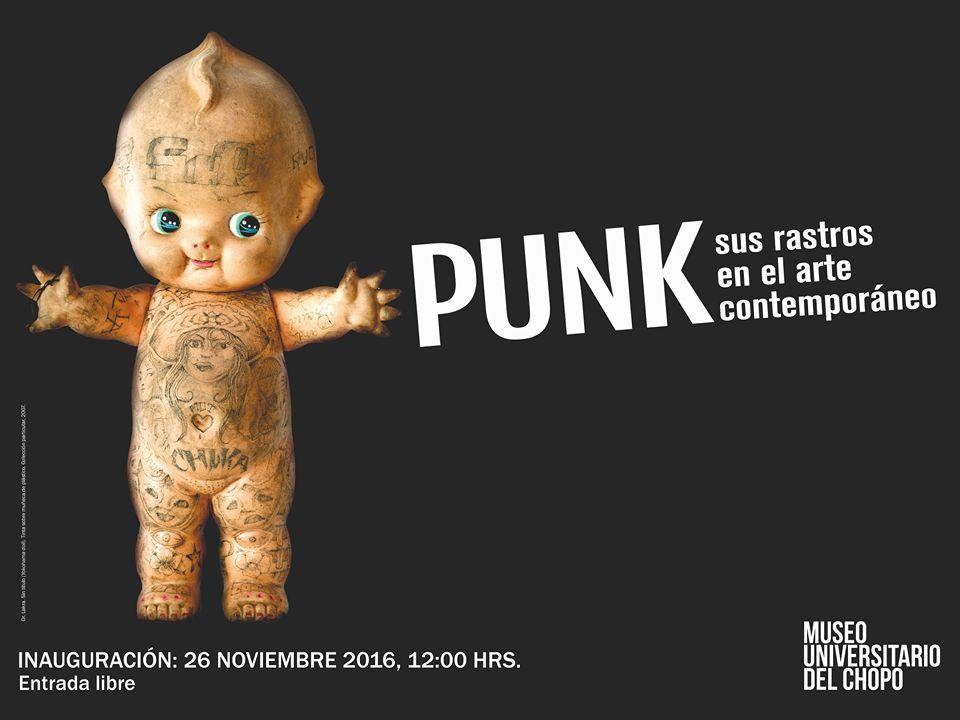 punk sus rastros en el arte contemporaneo1