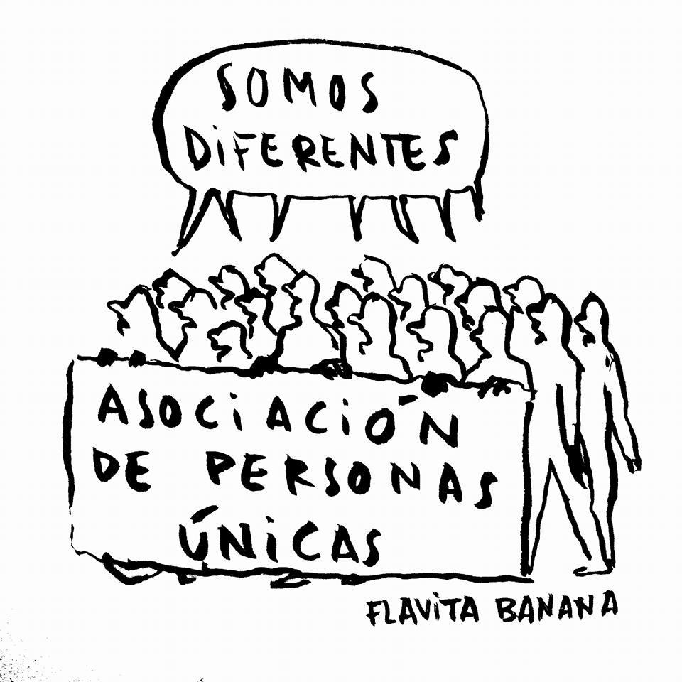 Flavita Banana ilustración