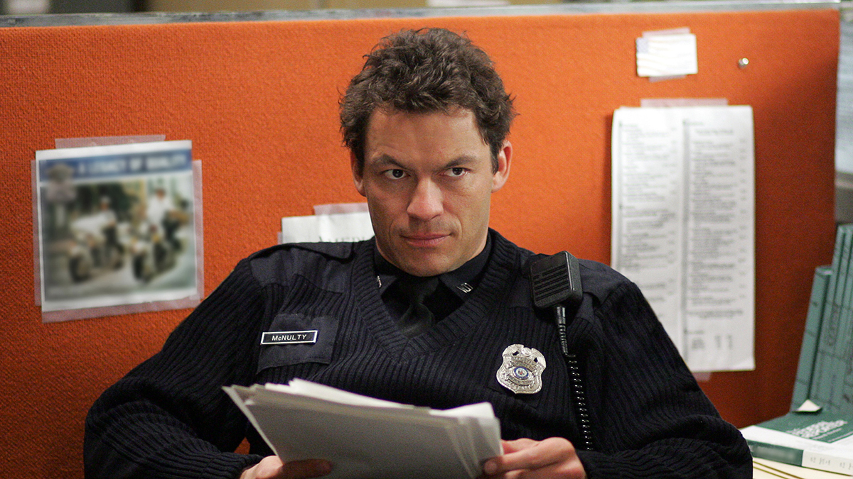 Jimmy McNulty, The Wire