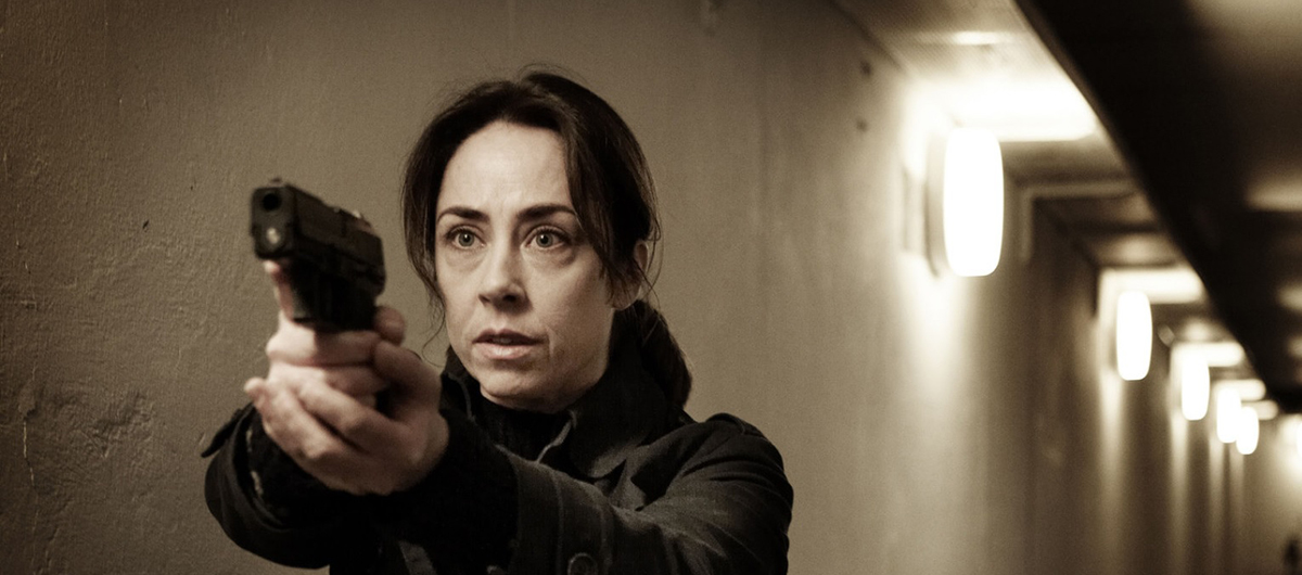 Sarah Lund, Forbrydelsen