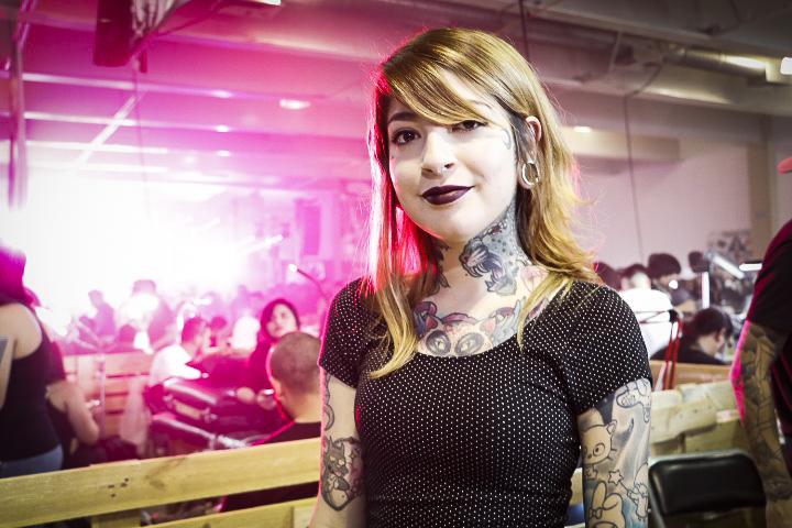 convencion de tatuajes de la ciudad de mexico
