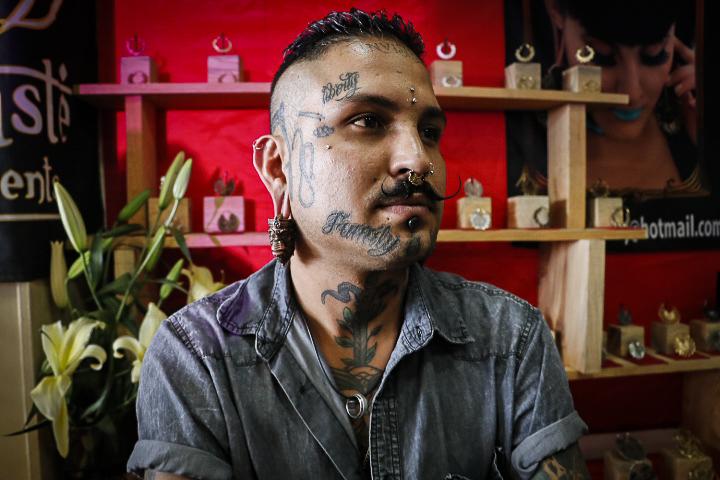 primera convencion de tatuajes de la ciudad de mexico