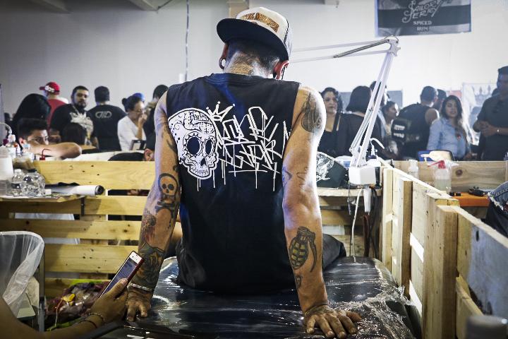 convencion de tatuajes cdmx