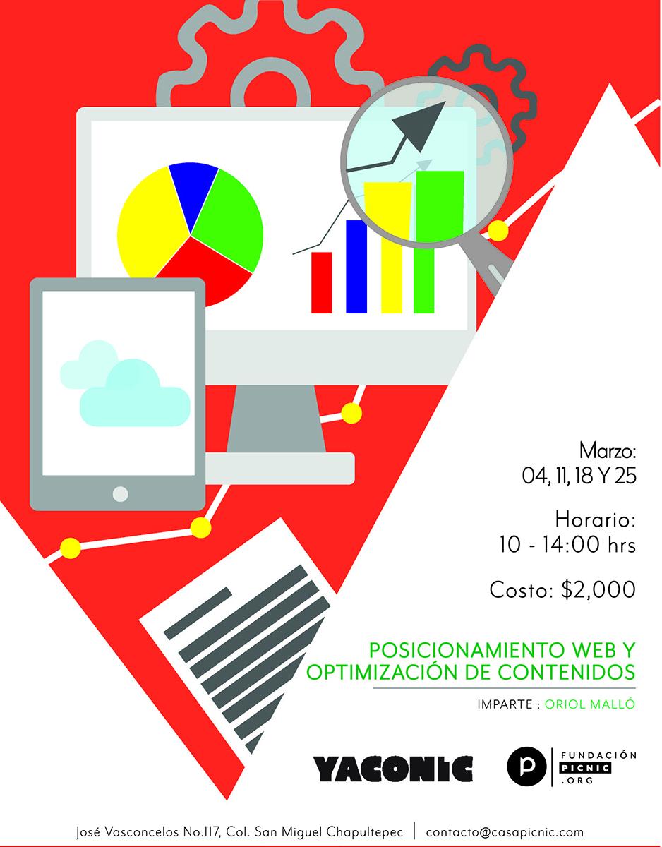 taller de seo y posicionamiento web