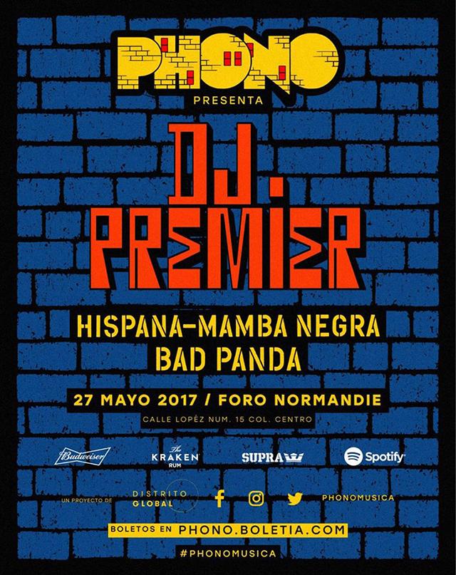 phono premier