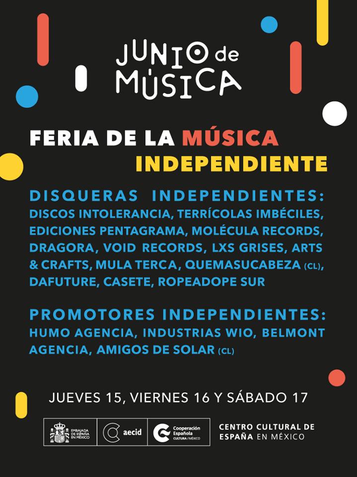 feria de la musica independiente 2017