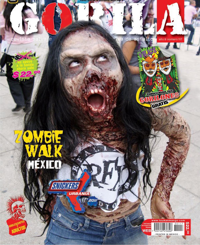 revista gorila