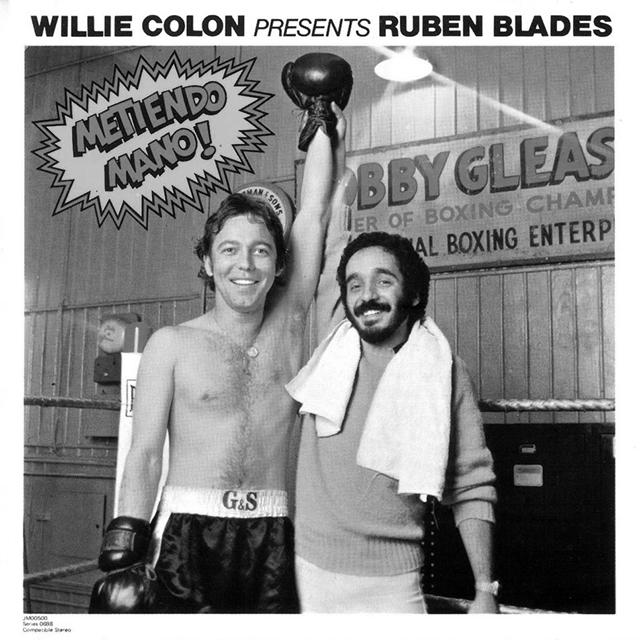 willie colon y ruben blades metiendo mano