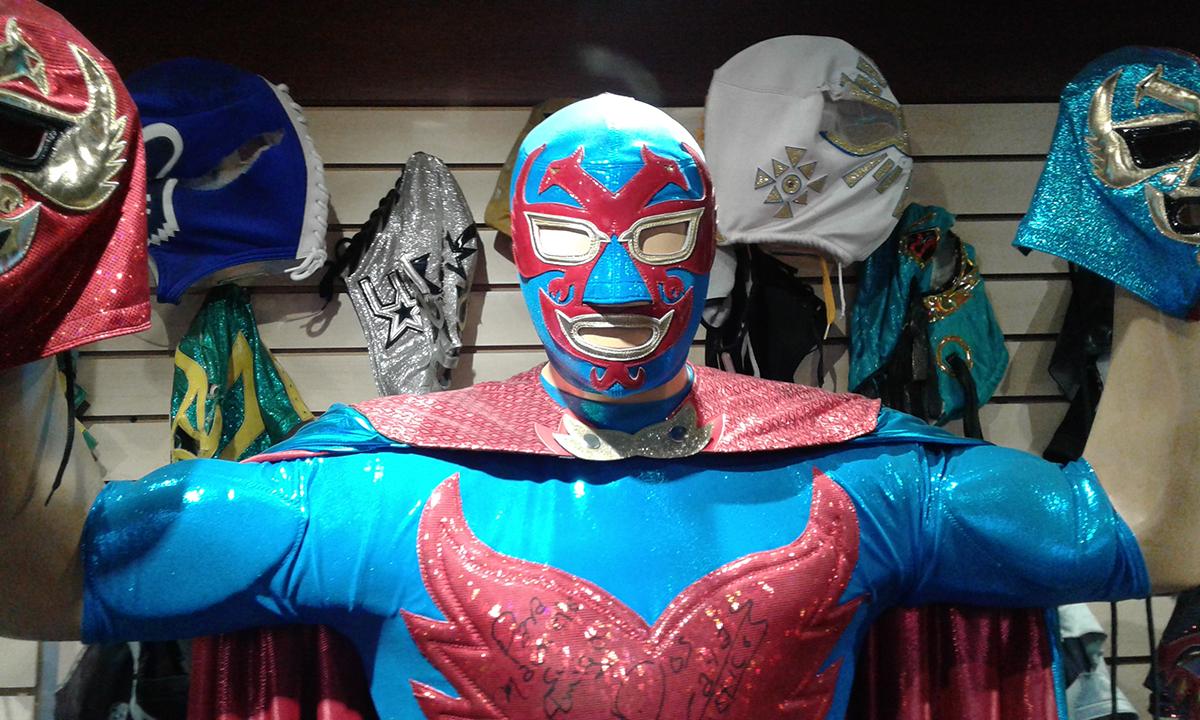 museo de la lucha libre mexicana