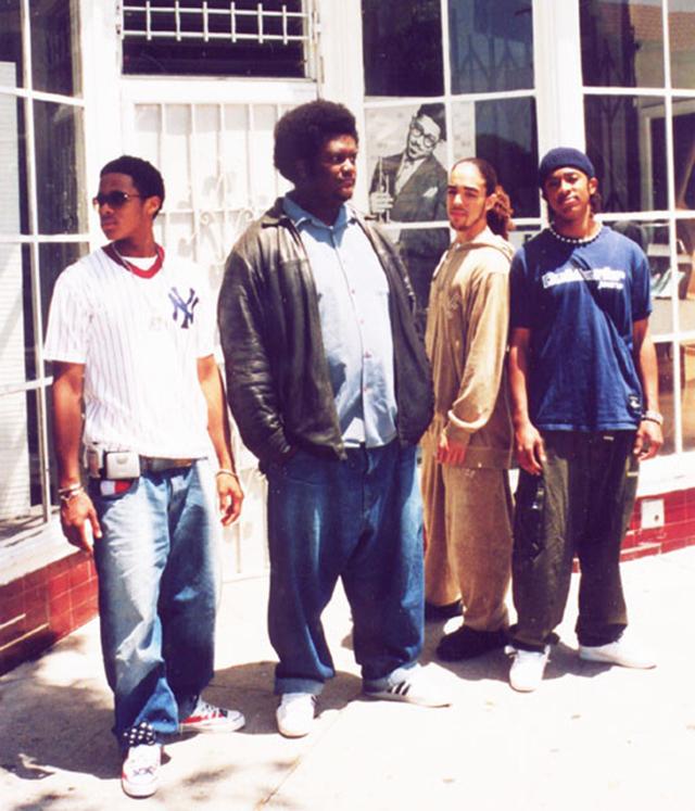 Young Jazz Giants