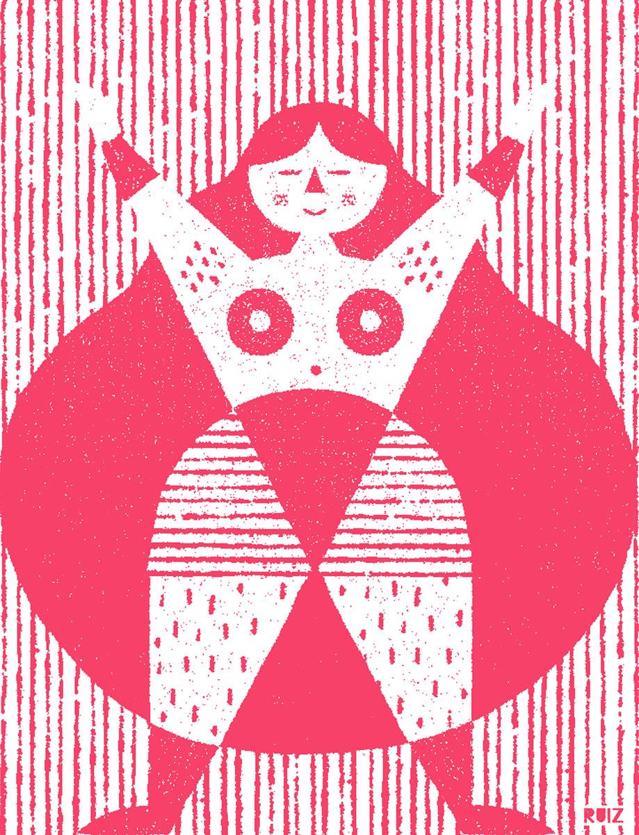 mira guapa colectiva de ilustradoras mexicanas