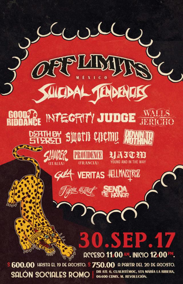 Festival Off Limits
