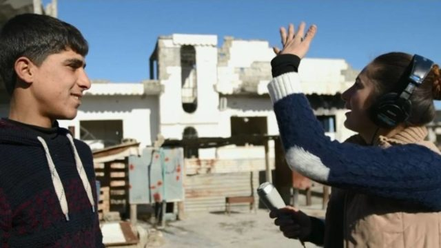 Radio Kobani documental