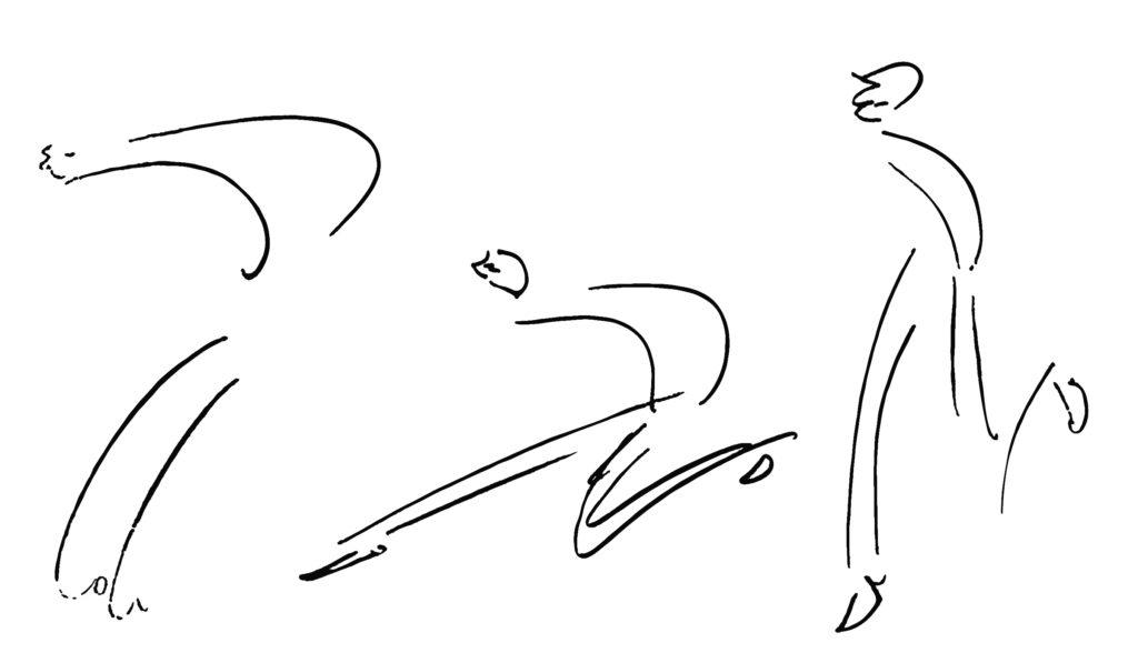 franz Kafka dibujos