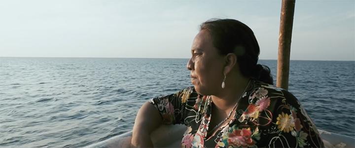 Los ojos del mar documental