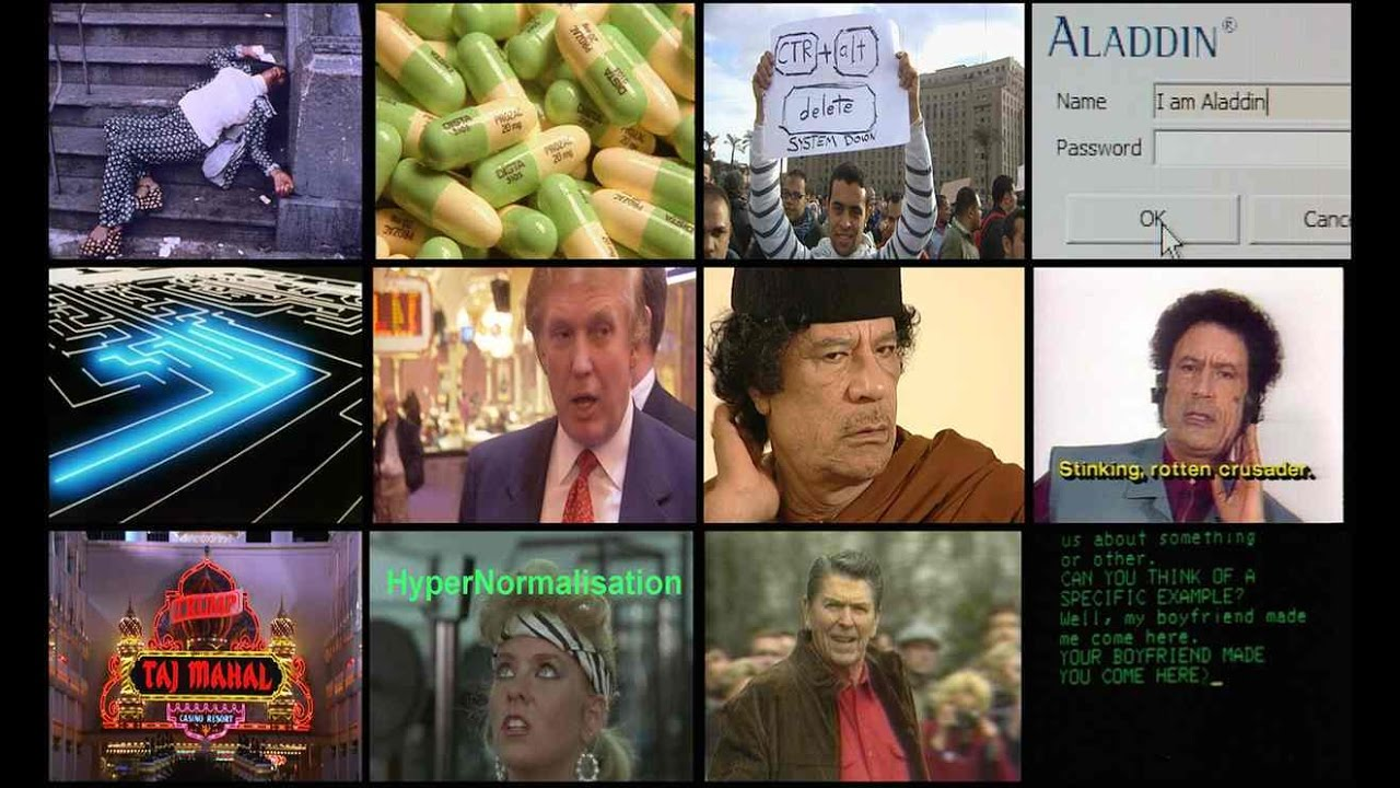 hypernormalisation documental