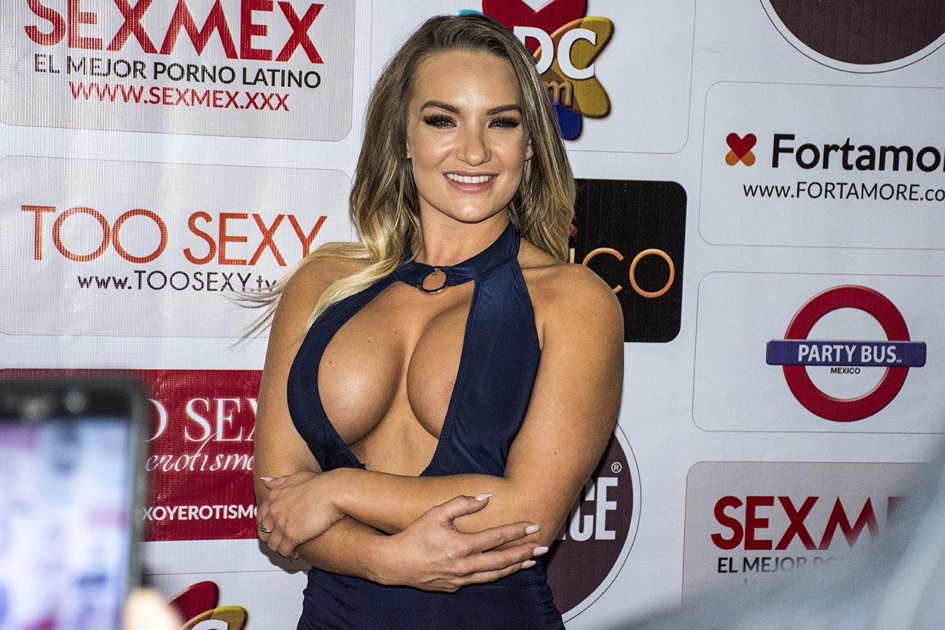 Actriz Porno Premio postales de la tercera entrega de los premios mÉxxxico