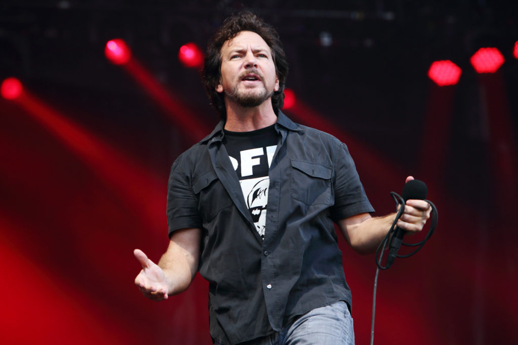 Eddie Vedder, reveló cual es su banda favorita del grunge