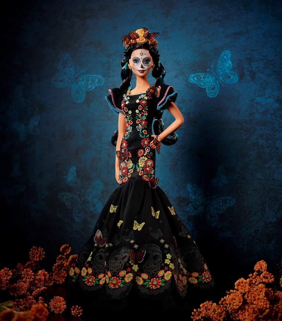 Mattel Vende Barbie Catrina únicamente Por 15 Días