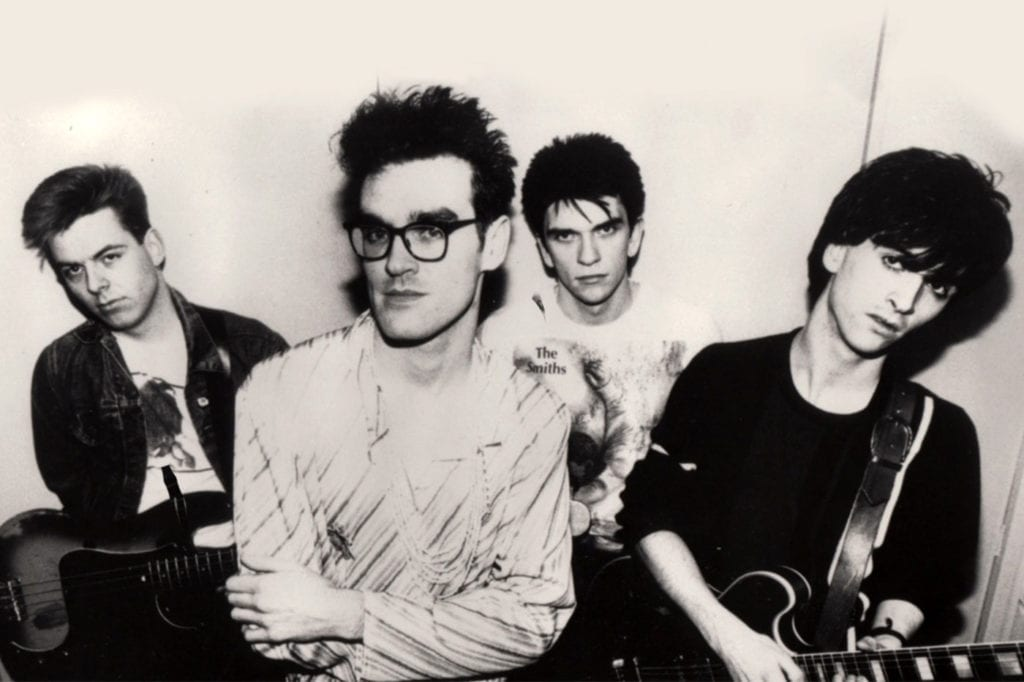 Publican el primer demo grabado por The Smiths