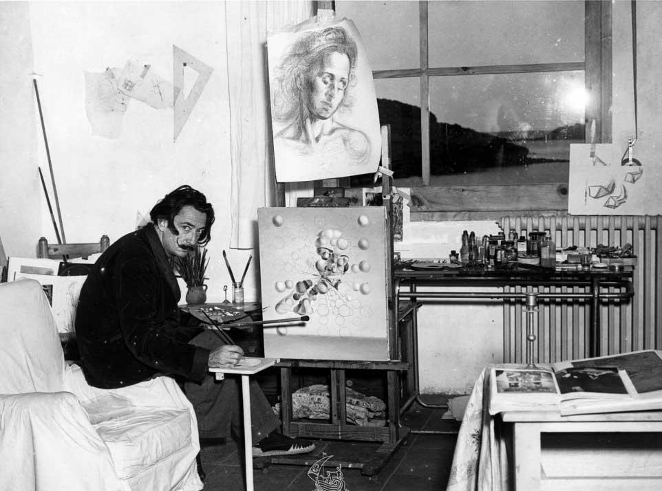 surrealismo, surrealistas, Dalí