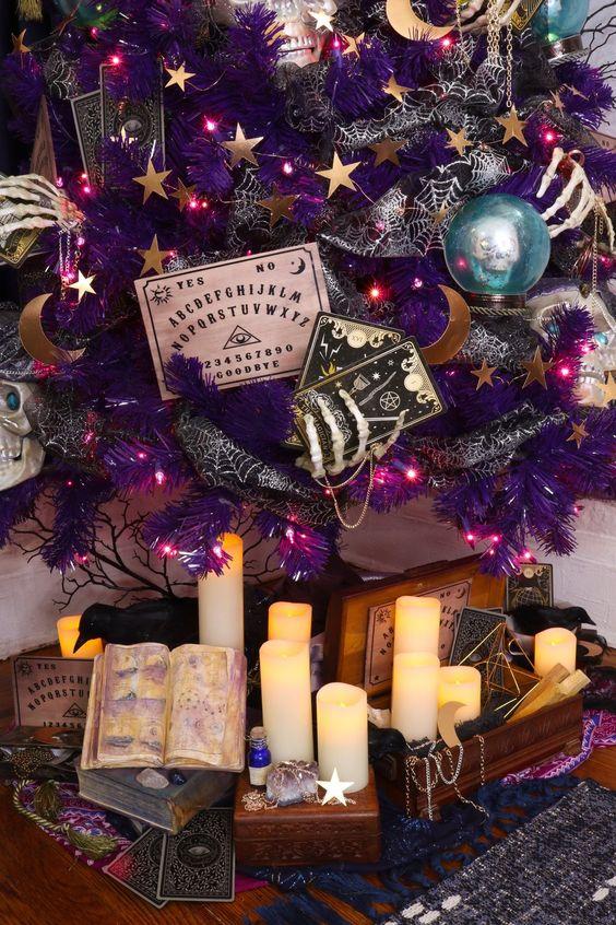 navidad gótica