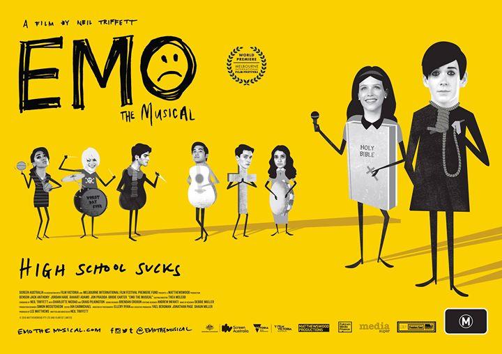 películas con temática emo, emo, tribu urbana, cine,