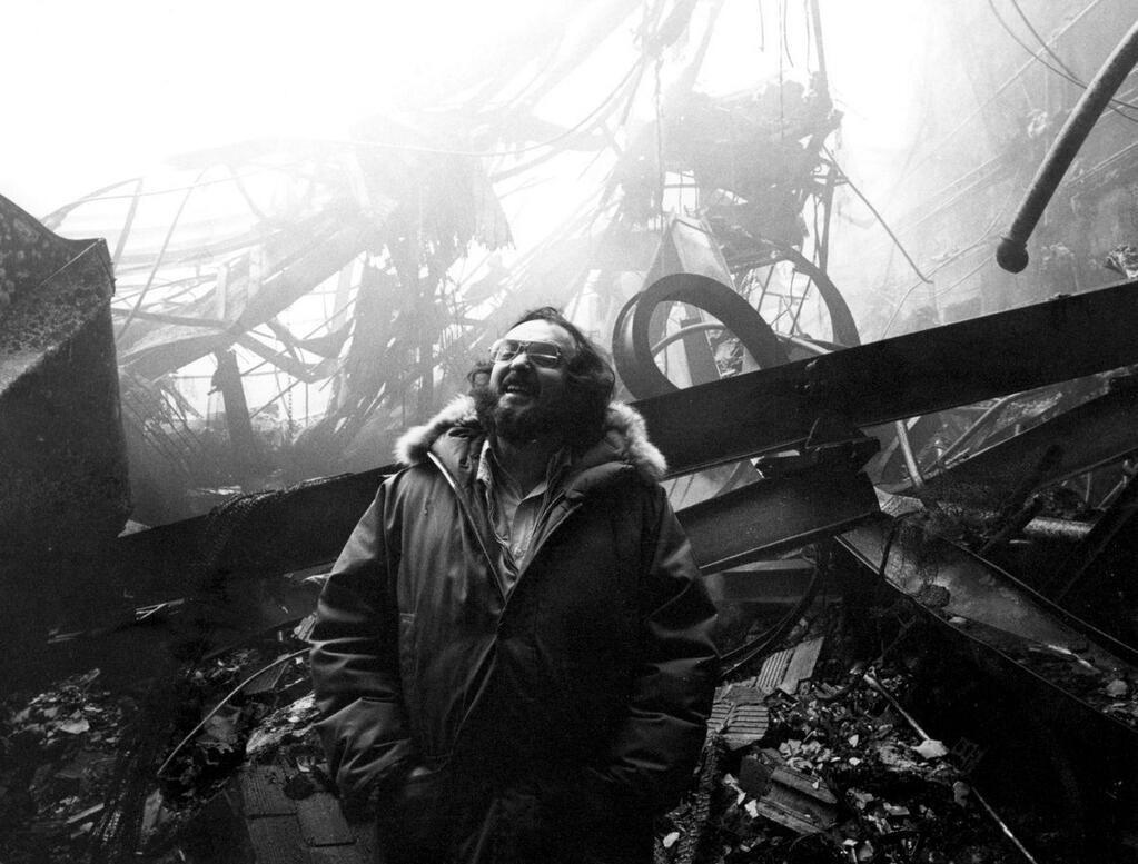 Kubrick, Lunatic at Large, película, director