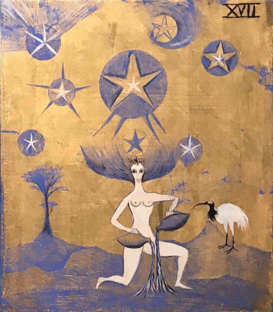 tarot, Leonora Carrington