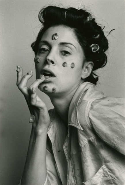 Hannah Wilke, arte, performance