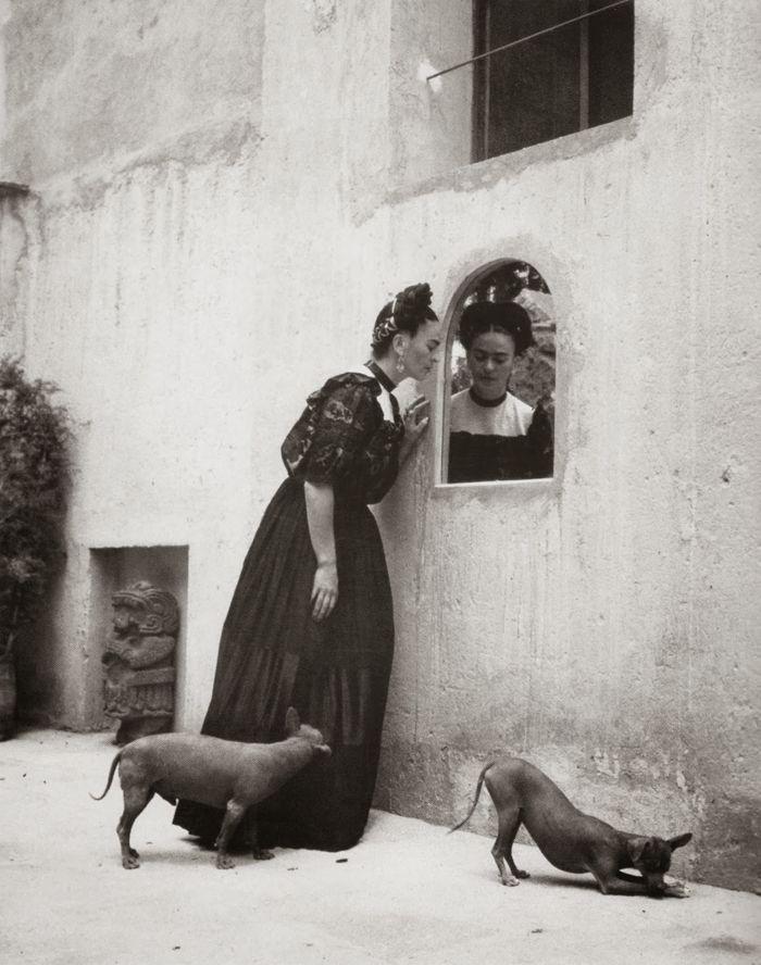 Frida Kahlo, Lola Álvarez