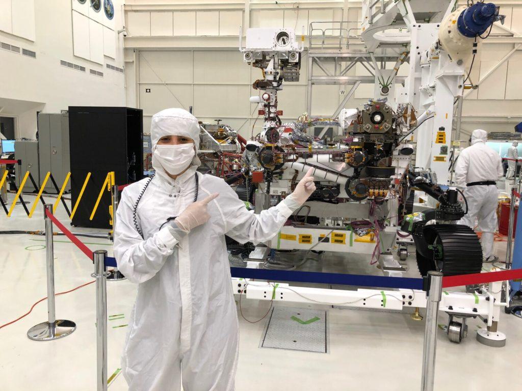 NASA, Trujillo Diana Pomerantz,