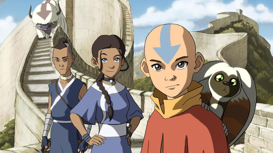 Avatar: The Last Airbender, ViacomCBS, Nickelodeon