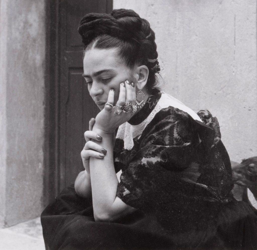 Lola Álvarez Bravo, Frida Kahlo.