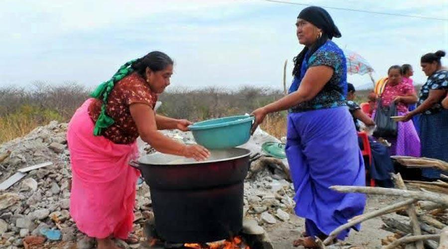 mujeres indígenas, documental, México, Oaxaca