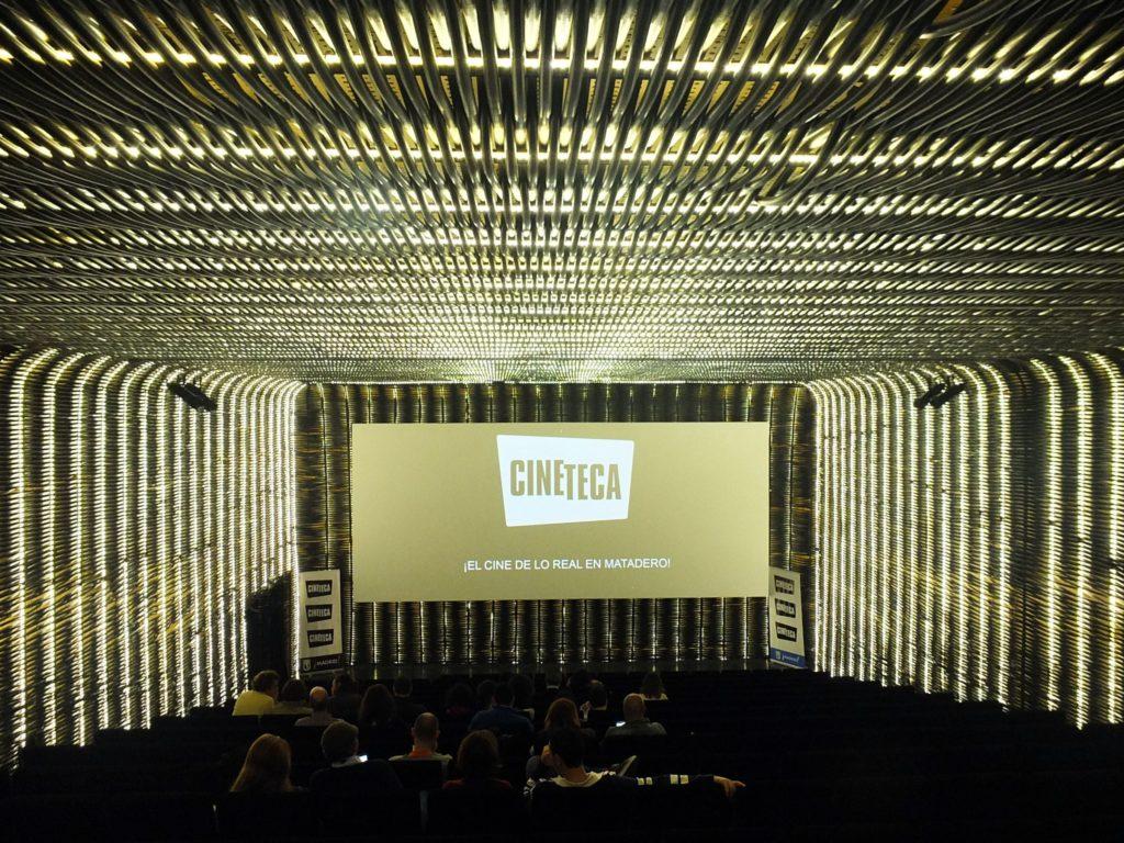 Cineteca Madrid, España