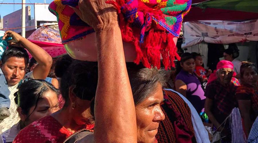 mujeres indígenas, cine, documentales, Oaxaca