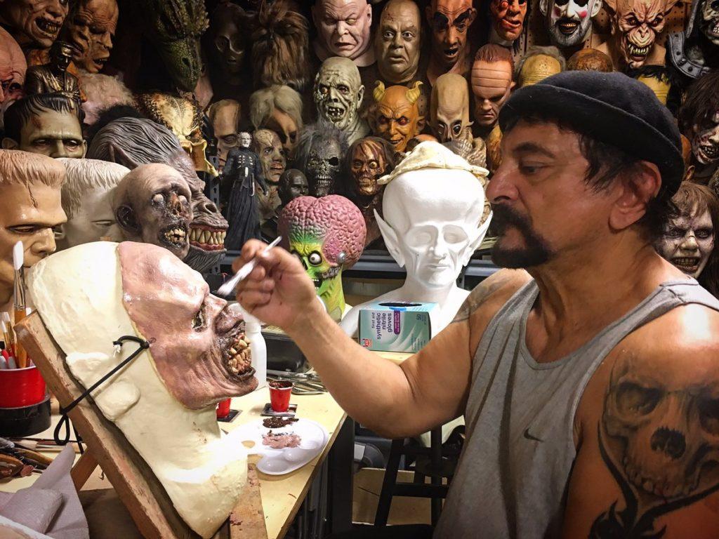 Tom Savini, maquillaje, gore, cine