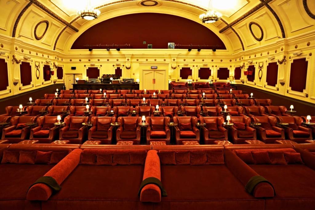 Londres, Inglaterra, cine