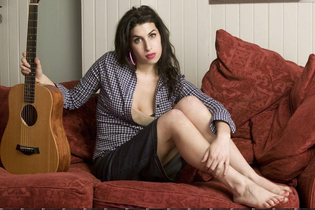 Saving Amy, bipic sobre Amy Winehouse