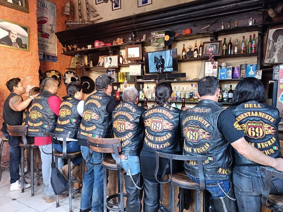 69 Ovejas Negras Motoclubs