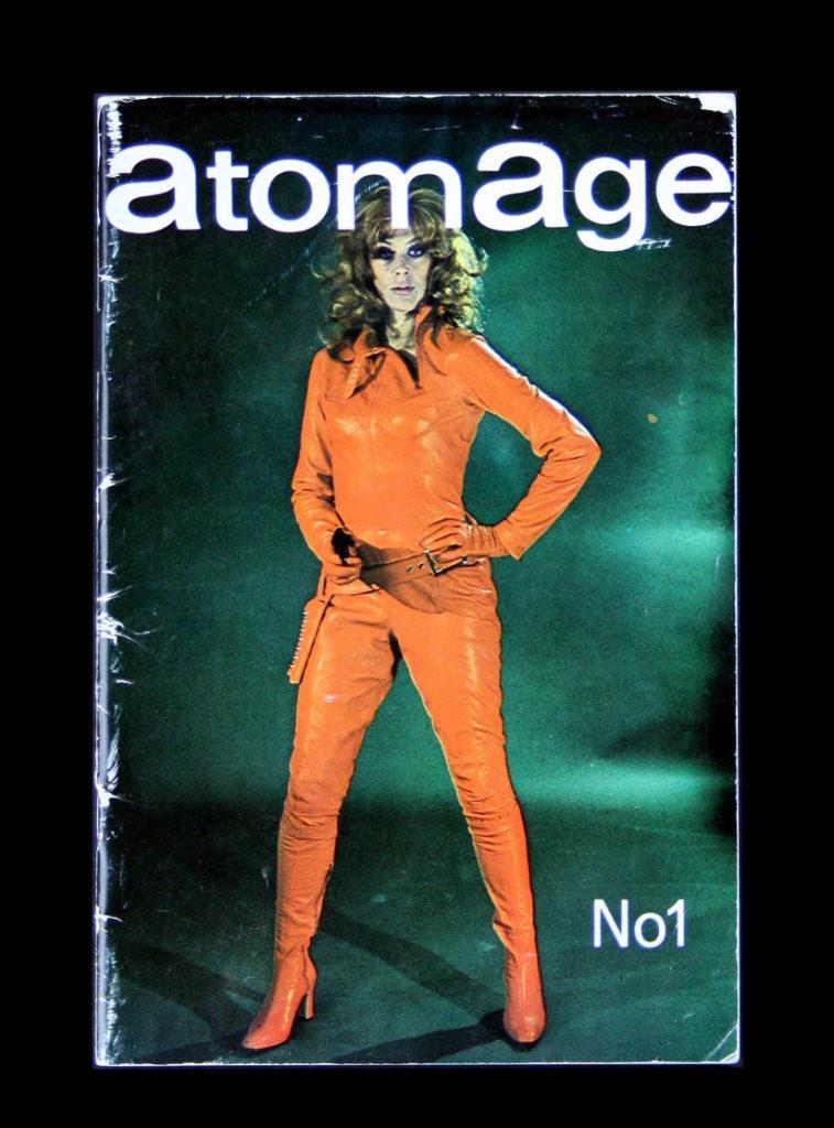 Pirmer número de AtomAge