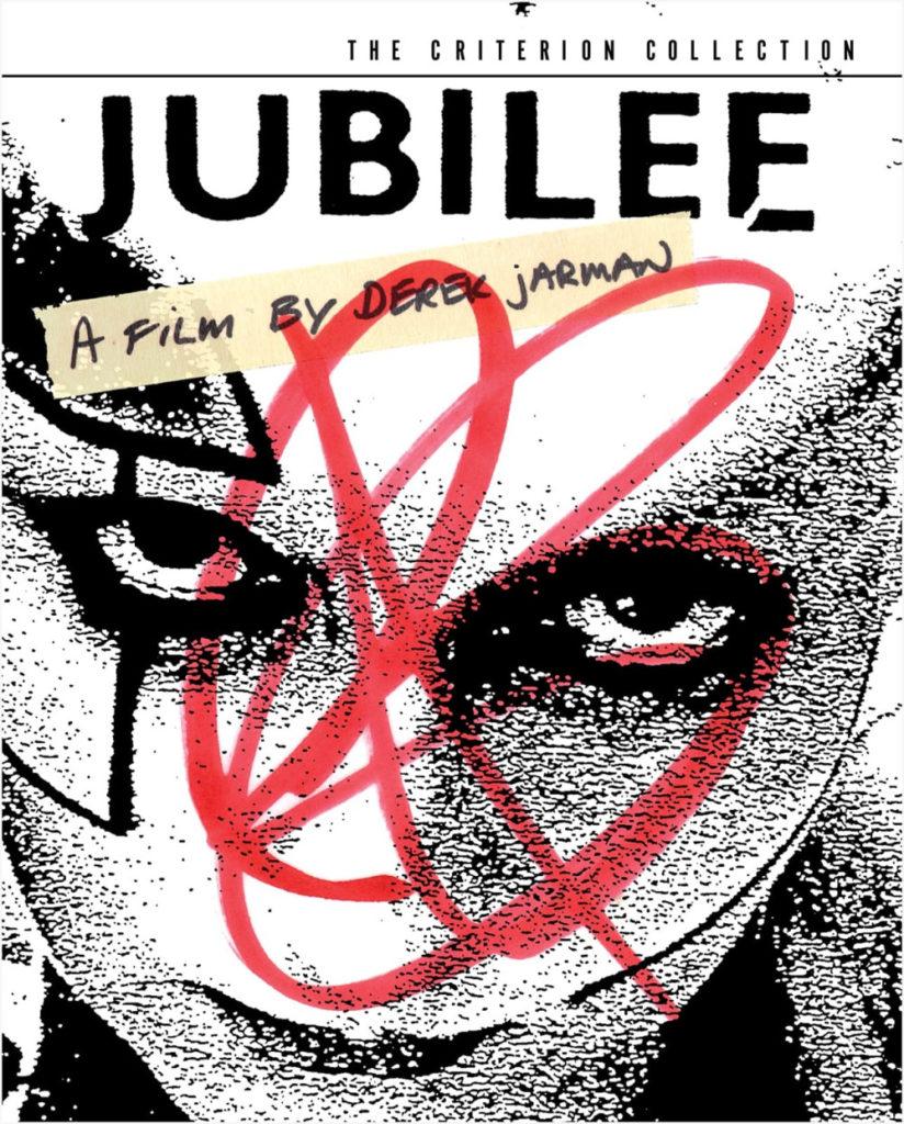 Portada dvd Jubilee
